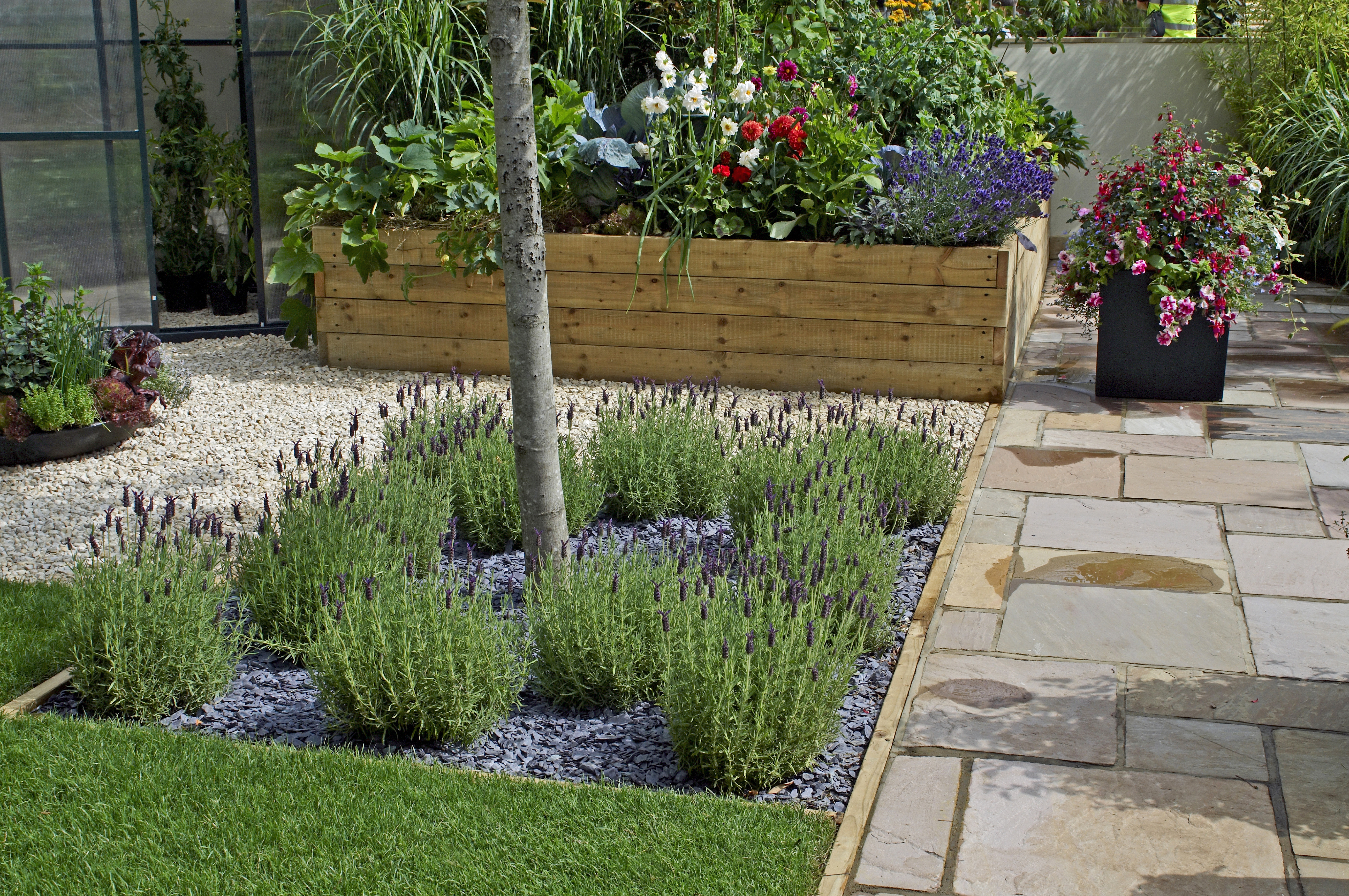 3 Terrific Projects for Building a Sturdy Backyard